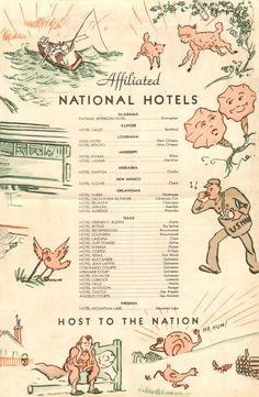 Hotel Paxton, Omaha Nebraska 1942 Menu Art Love Menu Art Vintage Menu Prints Vintage Menu Rescue Project