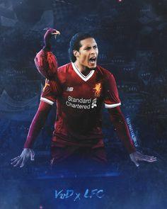 Liverpool Players, Liverpool Football Club, Liverpool Fc, Fifa Football, Football Ticket, Football Art, Lfc Wallpaper, Liverpool Wallpapers, Virgil Van Dijk