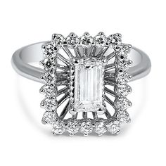 The Orla Ring from Brilliant Earth---- Reshaped with a marquise & I'm in LOVE