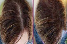 Ezzel a recepttel 10 nap alatt kétszer annyi hajad lesz!