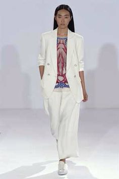 . London Spring, Spring Summer 2015, Catwalk, Temperley, Ready To Wear, Runway, Coat, Jackets, How To Wear