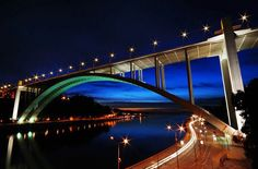 Ponte da Arrábida #Oporto #Portugal