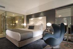 luxury hotel bedroom | the mira hotels bedroom inteior design photo - Zeospot.com : Zeospot ...