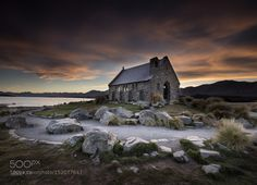 Church of the Good Shepherd by AdamPhillips5. Please Like http://fb.me/go4photos and Follow @go4fotos Thank You. :-)