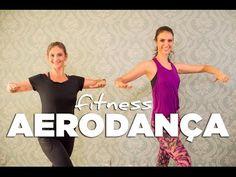TV Chris Flores: dança aeróbica para emagrecer, perdendo até 500 calorias - YouTube