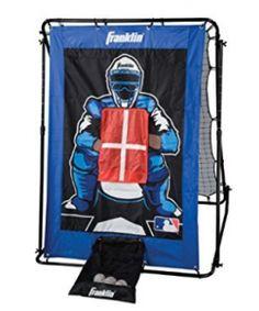 Franklin MLB 2-in-1 Pitch Target & Return Trainer Set