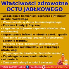 Właściwości zdrowotne octu jabłkowego - Zdrowe poradniki Sangria, Herbal Remedies, Beauty Care, Herbalism, Food And Drink, Health Fitness, Healthy Recipes, Vegan, Meals