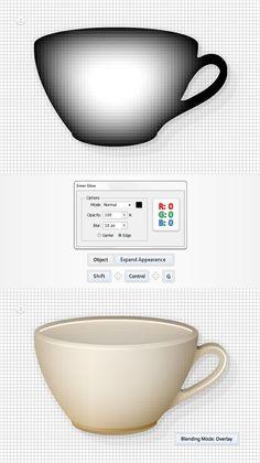 Create a Set of Coffee and Tea Icons in Adobe Illustrator - Tuts+ Design & Illustration Tutorial