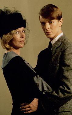 Kim Novak and David Bowie, Just a Gigolo 1978