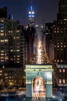 Washington Square by RBudhu, via Flickr  Rent-Direct.com - No Fee Apartment Rentals in New York City
