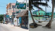 Ambergris Caye Tourism in Belize - Next Trip Tourism Belize Tourism, Ambergris Caye, Outdoor Furniture, Outdoor Decor, Hammock, Hammocks, Yard Furniture, Garden Furniture, Outdoor Furniture Sets