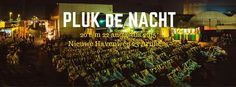 Open air filmfestival Pluk de Nacht in Arnhem, 20 t/m 22 augustus 2015 aan de Nieuwe Havenweg in Arnhem. Info: www.plukdenacht.nl