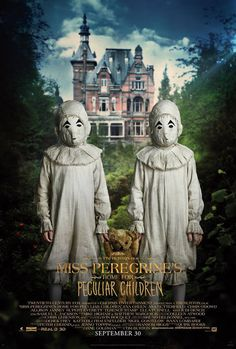Cinelodeon.com: El hogar de Miss Peregrine para niños peculiares. ...