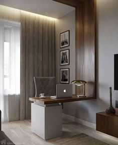#homeoffice integrated in the living room