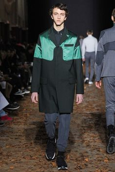 Kris Van Assche Fall 2015 Menswear Collection - Vogue