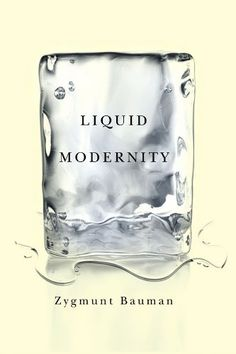Liquid Modernity:   In this new book, Bauman examines how we have moved away from a 'heavy' and 'solid', hardware-focused modernity to a 'light' and 'liquid', software-based modernity. This passage, he argues, has brought profound change to all aspects of the human condition. The new remoteness and un-reachability of global systemic structure coupled with the unstructured and under-defined, fluid state of the immediate setting of life-politics and human togetherness, call for the rethi...