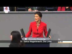 Une députée allemande accuse Merkel de servir les intérêts des USA au détriment des citoyens