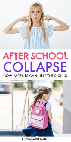 After school meltdowns are common and normal. Proven strategies to help you get ahead of the after school meltdown and help your child cope. Parenting Books, Gentle Parenting, Parenting Advice, Parenting Toddlers, Foster Parenting, Mom Advice, Kids Fever, Preparing For Baby, Before Baby