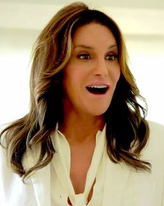 Caitlyn Jenner Rides a Motorcycle, Stuns in Peach Dress in I Am Cait - Us Weekly <3 <3
