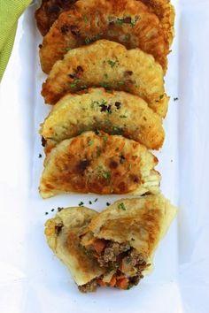 Paleo Empanadas by PredominantlyPaleo.com @predominantlypaleo #paleo