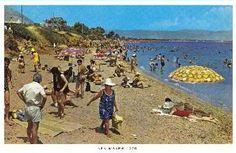 Παλιές φωτογραφίες απο παραλίες της Αττικής