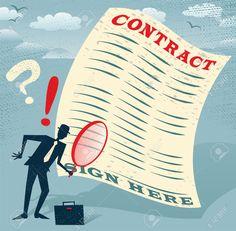 La letra que no puede ser tan pequeña en un contrato · #GarcíaPereaAbogados #Majadahonda www.gpabogados.es