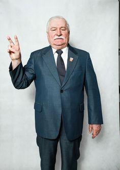 Lech Walesa Rogues, Suit Jacket, Politics, Portraits, History, Gallery, Image, Photos, Roof Rack