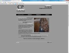 Web Peluquería Charo pérez