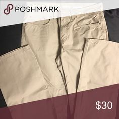 Urban Pipeline khaki pants Tan khaki pants, straight leg. Never worn, perfect condition! Open to offers! Urban Pipeline Pants Chinos & Khakis