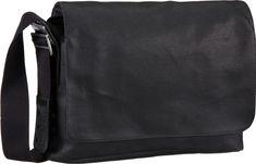 Paddington Shoulder Bag - Black (innen: Schwarz)
