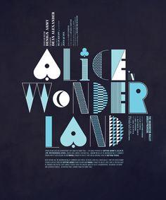 Alice au Pays des publicités | Graphiste Webdesigner Montpellier