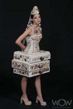 World Of Wearable Art is Less WOW and More WTF | junkyardarts.com