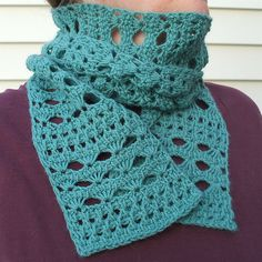 Ravelry: Skinny Mint Tunisian Scarf pattern by Kathy Kelly