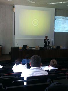 Max Kickinger about Sound Branding @ MC 2012 Salzburg, Conference, Branding, Brand Identity, Identity Branding