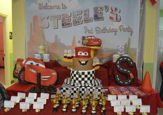 Lightning Mcqueen Birthday Party Ideas Ideas Lightning mcqueen