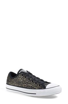 Converse Chuck Taylor® All Star® 'Distressed Sequin Ox' Sneaker (Women) | Nordstrom