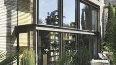 Image result for extension moderne a côté dela maison