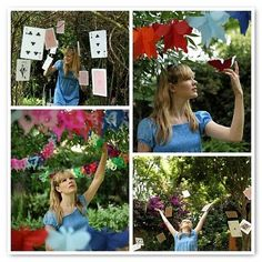 More Alice In Wonderland Party Ideas!