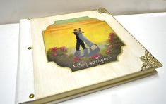 couple dancing romantic / couple dancing & couple dancing drawing & couple dancing aesthetic & couple dancing photography & couple dancing romantic & couple dancing in the kitchen & couple dancing in the rain & couple dancing reference Wedding Gifts For Couples, Personalized Wedding Gifts, Romantic Couples, Painted Books, Hand Painted, Westerns, Wedding Photo Booth Props, Dancing Drawings, Couple Painting