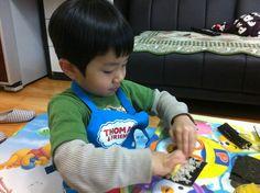 김밥천국 사장님