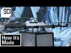 Drone Technology, Discovery, Around The Worlds, Commercial