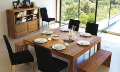 Le coin repas émotion Meublée votre maison à votre image, c'est le conseil de votre constructeur : Alliance Construction.