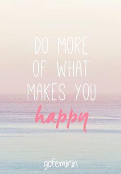 ♥ Diesen Spruch solltet ihr euch zu Herzen nehmen!