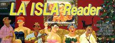 LA ISLA Reader: LA ISLA Reader No.28 JAN/FEB 2015