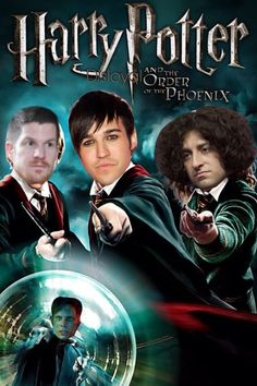 Pinned to FOB and Harry Potter because this is fricking amazing.