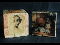 Ideas art for everyone, DIY - Joanna Wajdenfeld: Photo on wood - interesting gift idea