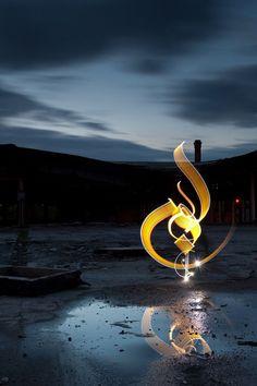 Wonderful Light Painting Photography by Julien Breton - Photographytuts