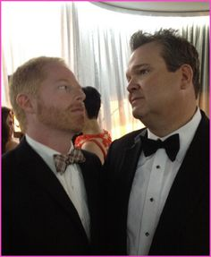 Jesse Tyler Ferguson And Eric Stonestreet Will Be At The Wilbur Theatre In Boston, MA On October 22, 2012