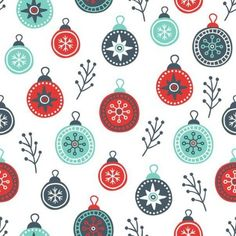 Find Seamless Pattern Christmas Balls Branches Red stock images in HD and millions of other royalty-free stock photos, illustrations and vectors in the Shutterstock collection. Christmas String Lights, Christmas Paper, Christmas Balls, Christmas And New Year, Christmas Ornaments, Holiday Crafts, Holiday Fun, Xmax, Holiday Wallpaper