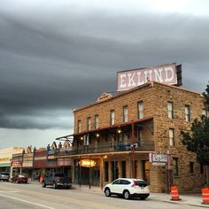 Hotel Eklund In Clayton Nm
